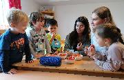 Francais im Kindergarten