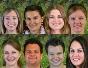 Neue Gesichter am JCRG